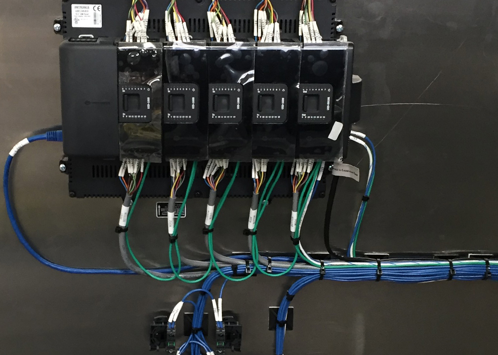 Machine Wiring